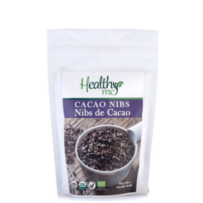 CACAONIBS HEALTHY ME ORG 250 GR